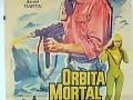1968 ORBITA MORTAL. Primo Zeglio