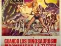 CUANDO LOS DINOSAURIOS DOMINABAN LA TIERRA. Val Guest 01